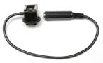 Female Hotshoe to Inexpensive Radio Slave Adapter Cable